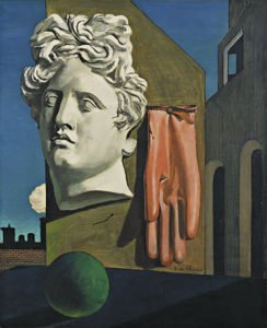 The Song of Love (1914) - Giorgio de Chirico