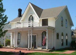 Birthplace of Amelia Earhart