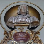 Bust of Pierre de Fermat