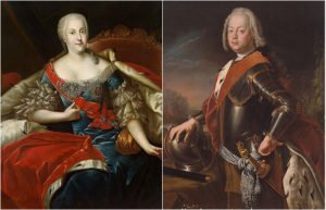 Catherine the Great's parents