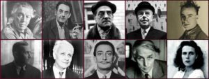 Famous Surrealist Artists Featured