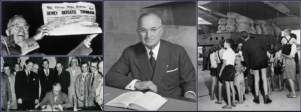 Harry Truman Accomplishments Featured