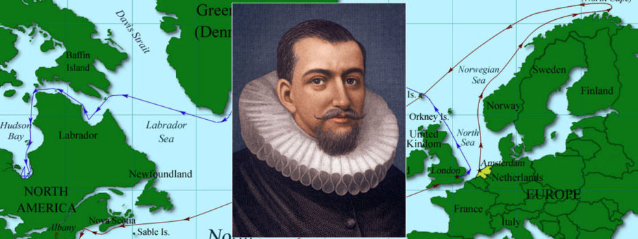 the journey of henry hudson Henry hudson was an english sea explorer and navigator during the early 17th century, best known for his explorations of present-day canada and parts of the.