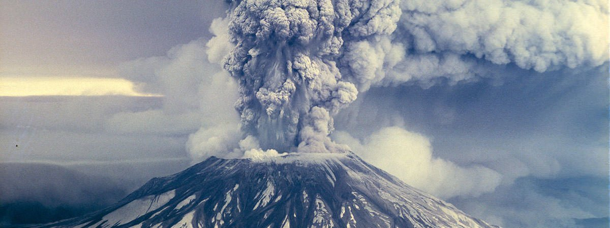 Mt St Helens Eruption Facts Featured