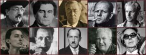 Famous Abstract Artists Featured
