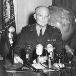 General Dwight D. Eisenhower in 1952