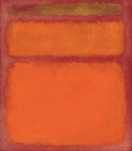 Orange, Red, Yellow (1961)