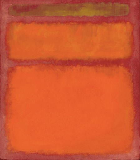 Orange, Red, Yellow (1961)