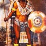 Moctezuma II portrait