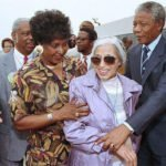 Rosa Parks and Nelson Mandela