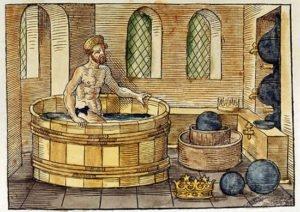 Archimedes' Eureka moment