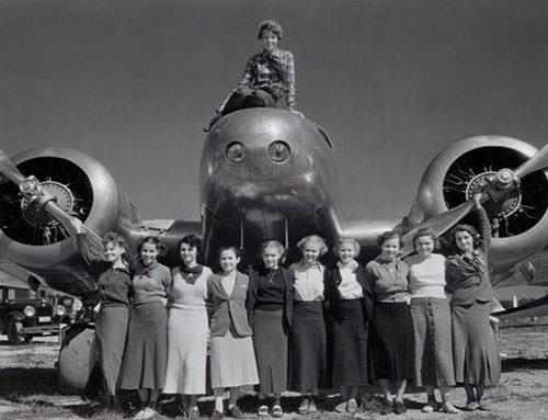 Amelia Earhart Accomplishments Featured
