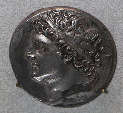 Coin of King Hiero II of Syracuse
