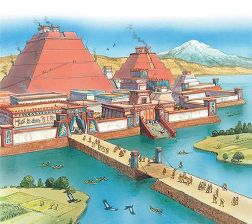 Aztec architecture - Age of Kings Heaven Forums