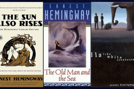 10 Most Famous Works of American Writer Ernest Hemingway
