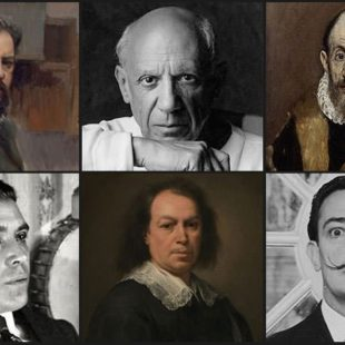 10 Most Famous Spanish Artists And Their Masterpieces