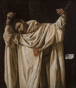 Saint Serapion (1628)