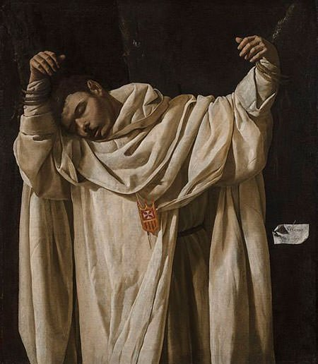 Saint Serapion (1628)