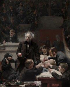 The Gross Clinic (1875)