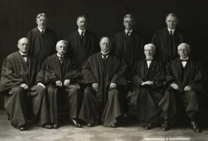 1925 U.S. Supreme Court Justices