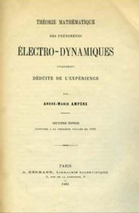 Memoir on the Mathematical Theory of Electrodynamic Phenomena