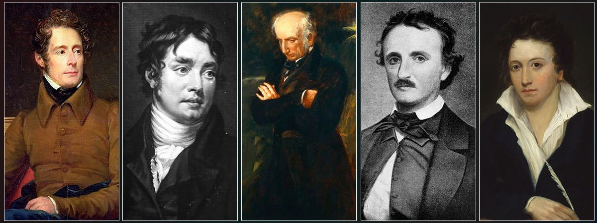 10 Most Famous Poems of the Romanticism Movement | Learnodo Newtonic