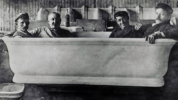 Taft White House bathtub
