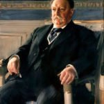 Presidential portrait of William Howard Taft