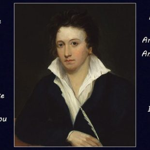 10 Most Famous Poems By Percy Bysshe Shelley