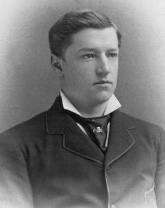 Yale Photograph of William Howard Taft