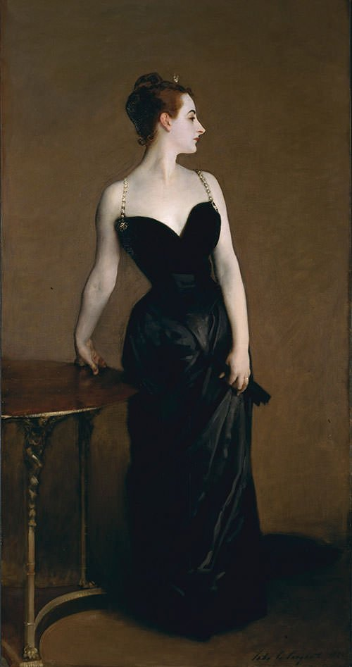 Portrait of Madame X (1884)