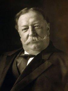 William Howard Taft in 1909