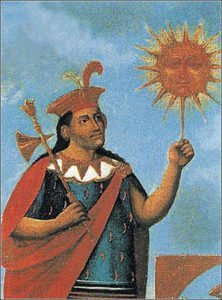Inca emperor Manco Capac