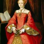 Princess Elizabeth I in 1546