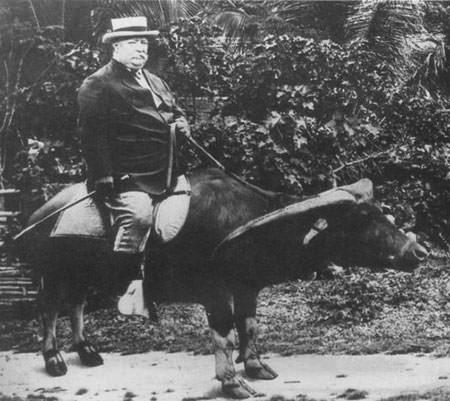 William Howard Taft in the Philippines