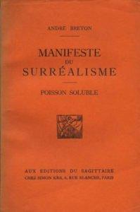 Manifesto of Surrealism