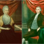 Nelly Conway Madison and James Madison Sr
