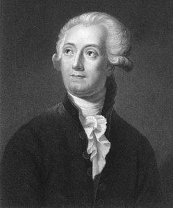 Antoine Lavoisier Portrait