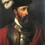 Spanish Conquistador Francisco Pizarro