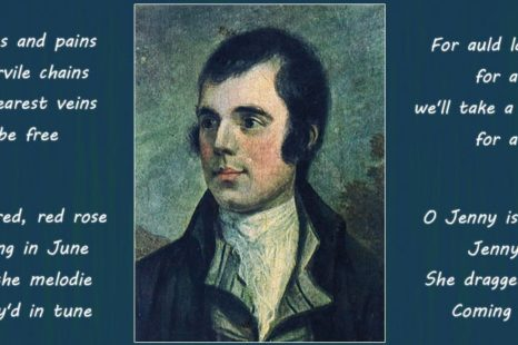 10 Most Famous Poems And Songs By Robert Burns