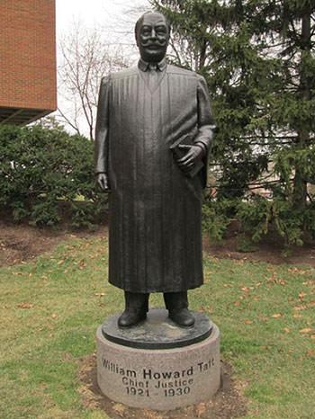 William Howard Taft statue