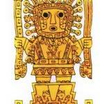 Inca deity Viracocha