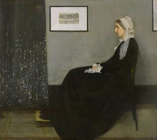 Whistler's Mother (1871)