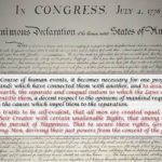 John Locke's contribution to the American Declaration of Independence