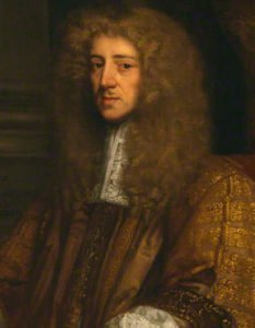 Lord Anthony Ashley Cooper