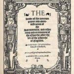 1549 Book of Common Prayer