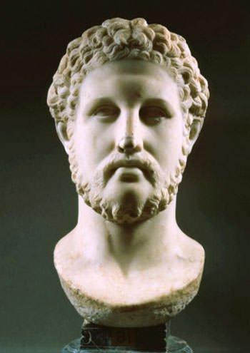 Bust of Philip II of Macedon