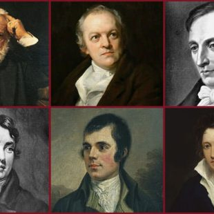 10 Most Famous Poets of the Romanticism Movement