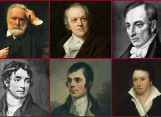Famous Romanticism Poets Featured