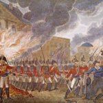 Burning of Washington DC by the British